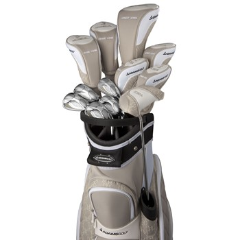 Adams Idea a12OS 13-Piece Integrated Sandstone Club Set Preowned Golf Club