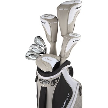 Adams Idea a12OS 8-Piece Sandstone Club Set Golf Club