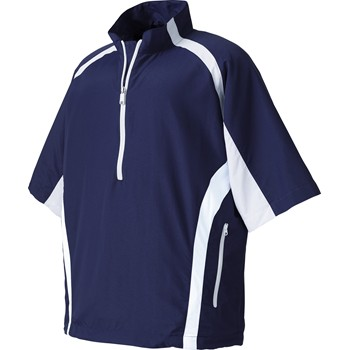 FootJoy Sport Short Sleeve Outerwear Wind Shirt Apparel
