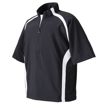 FootJoy Sport Short Sleeve Outerwear Wind Jacket Apparel
