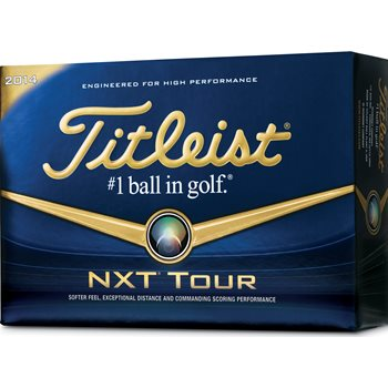 Titleist Prior Generation NXT Tour Golf Ball Balls
