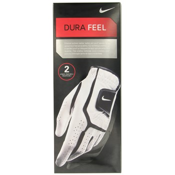 Nike DURA FEEL 2011 2-Pack Golf Glove Gloves