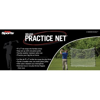 Pride Deluxe Practice Nets Golf Bag