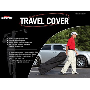 Pride Travel Cover Travel Golf Bag