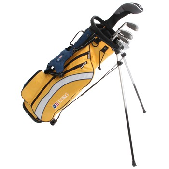 US KIDS Girls UL 63 Yellow Club Set Golf Club