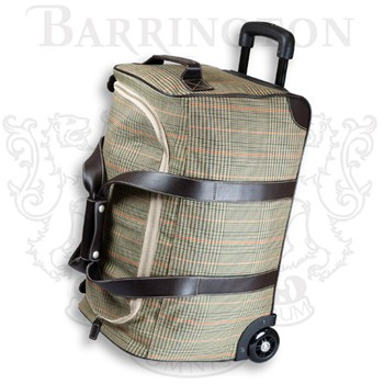 Barrington  Rolling Duffle Bag  Luggage Accessories