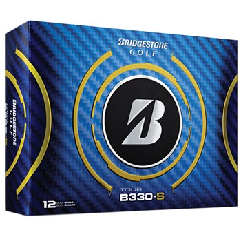 Bridgestone Tour B330-S 2012 Golf Ball Balls