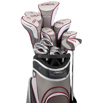 Adams Idea a12OS 13-piece Integrated Sterling Club Set Golf Club