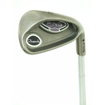 Ping Rhapsody Iron Individual Preowned Golf Club