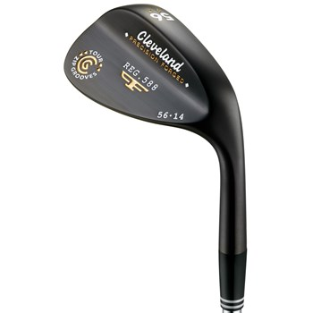 Cleveland 588 Forged Black Pearl Wedge Preowned Golf Club