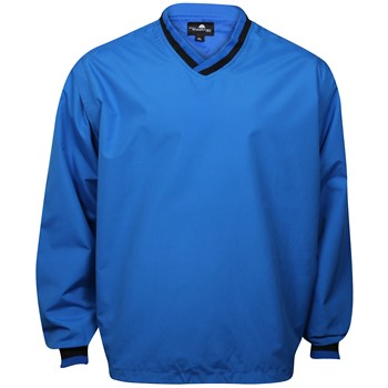 Weather Company Microfiber V-Neck Windshirt Outerwear Pullover Apparel