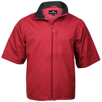 Weather Company Short Sleeved Waterproof Rainwear Rain Jacket Apparel
