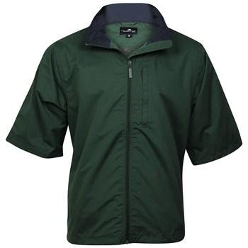 Weather Company Short Sleeved Waterproof Rainwear Rain Jacket Apparel