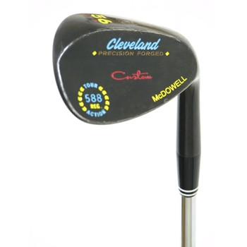 Cleveland 588 Forged Black Pearl Custom 1 Wedge Preowned Golf Club
