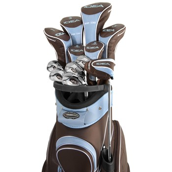 Adams Idea a12OS 13-piece Integrated Java Club Set Golf Club