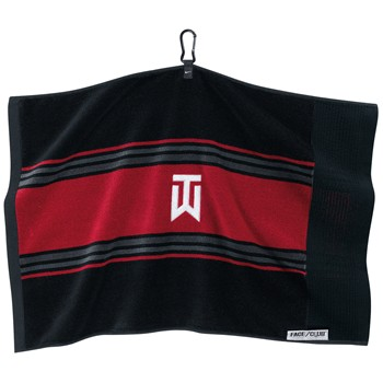 Nike Tiger Woods Face Club Jacquard  Towel Accessories