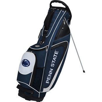 Team Effort Collegiate Gridiron II Stand Golf Bag