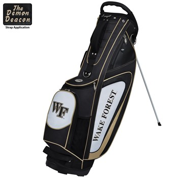 Team Effort Collegiate Gridiron II Stand Golf Bag