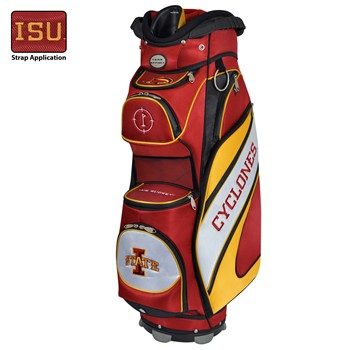 Team Effort Collegiate Bucket Cooler Cart Golf Bag
