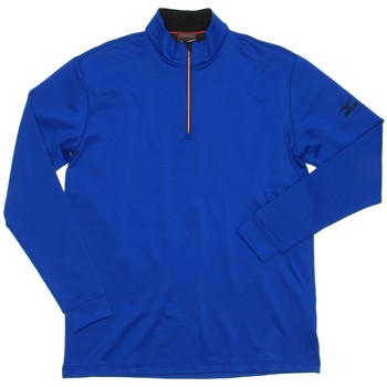 Mizuno WarmaLite Half Zip Outerwear Pullover Apparel
