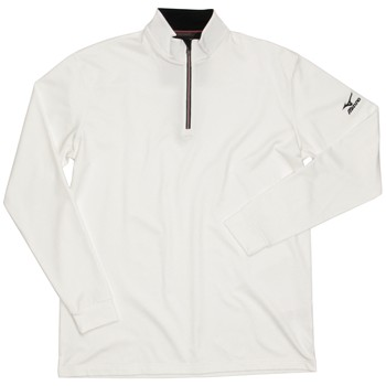 Mizuno WarmaLite Half Zip Outerwear Pullover Apparel