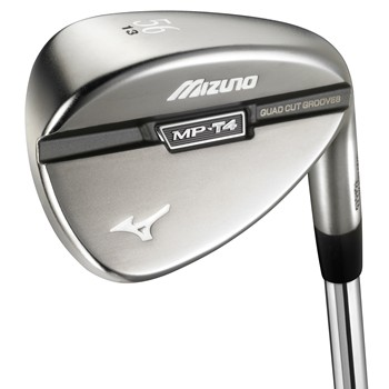 Mizuno MP-T4 Black Nickel Wedge Preowned Golf Club