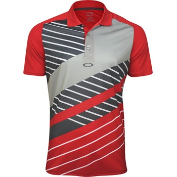 Oakley Cross Cut Shirt Polo Short Sleeve Apparel