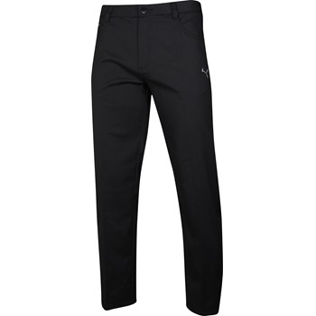 Puma Golf 5 Pocket Tech Pants Flat Front Apparel