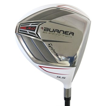 TaylorMade Burner SuperFast 3.0 Driver Preowned Golf Club