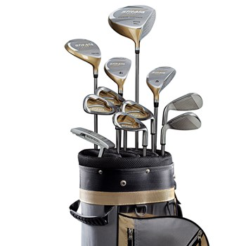 Callaway Strata Plus 16-Piece Club Set Golf Club