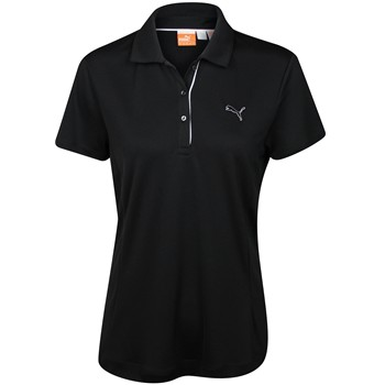 Puma Golf Tech Shirt Polo Short Sleeve Apparel