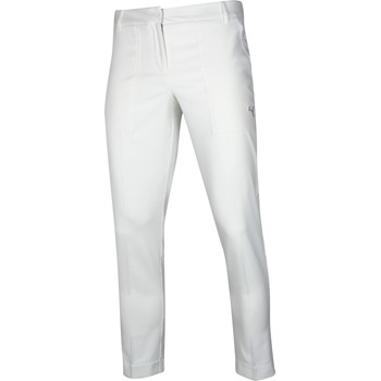 Puma Golf Tech Pants Flat Front Apparel