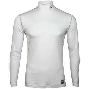 Nike Dri-Fit Pro Thermal Hyper-Warm Mock Shirt Compression Apparel