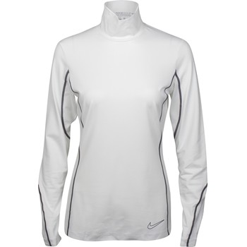 Nike Dri-Fit Thermal High Mock Shirt Polo Long Sleeve Apparel