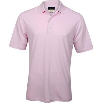 Greg Norman ProTek Micro Pique Shirt Polo Short Sleeve Apparel