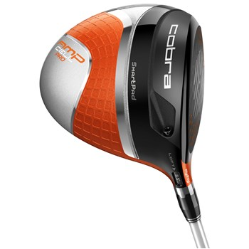 Cobra AMP Cell Pro Orange Driver Preowned Golf Club