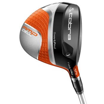Cobra AMP Cell Orange Fairway Wood Golf Club