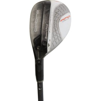 Cobra AMP Cell Silver Hybrid Preowned Golf Club