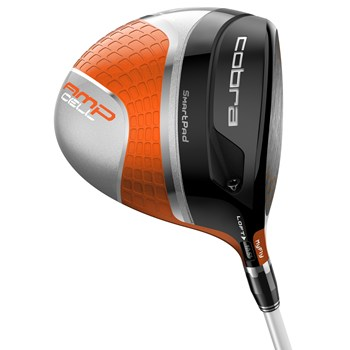 Cobra AMP Cell Orange Driver Golf Club