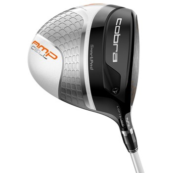 Cobra AMP Cell Silver Driver Golf Club