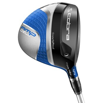 Cobra AMP Cell Blue Fairway Wood Golf Club