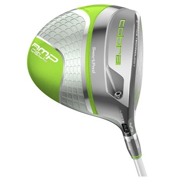 Cobra AMP Cell Pearl Green Driver Preowned Golf Club