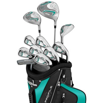 Wilson Profile HL Women's Long Club Set Golf Club