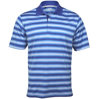 Adidas Climacool Soft Stripe Shirt Polo Short Sleeve Apparel
