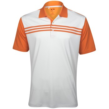 Adidas ClimaCool 3-Stripes Colorblock Shirt Polo Short Sleeve Apparel