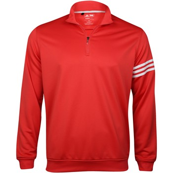 Adidas ClimaLite 3-Stripes Outerwear Pullover Apparel