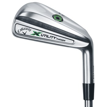 Callaway X Utility Prototype Hybrid Golf Club