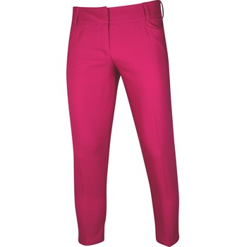 Adidas ClimaLite Ankle Length Fashion Pants Flat Front Apparel