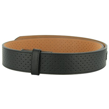 Nike Perforated Leather Strap Accessories Belts Apparel