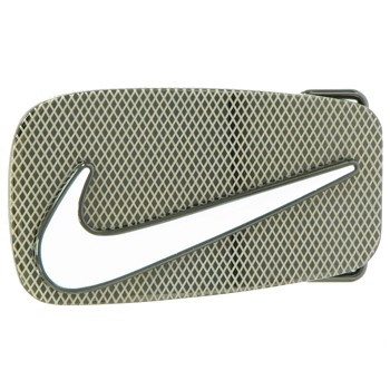 Nike Laser Enamel Swoosh Buckle Accessories Belts Apparel
